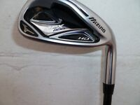 MIZUNO IRONS JPX 800 HD IRONS GRAPHITE SHAFTS SUPER COND 6--7--8--9--PW.LITTLE USE