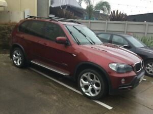 2008 BMW X5 E70 3.0D Executive Burgundy 6 Speed Auto Steptronic Wagon Maroochydore Maroochydore Area Preview