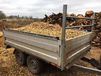 Recycled Wood Chippings