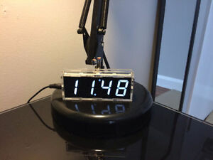 Desk Clock (works from usb)