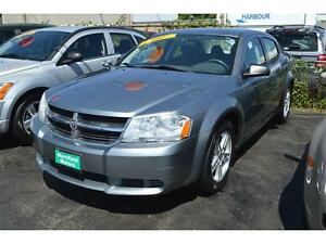 2008 Dodge Avenger SXT with ONE YEAR WARRANTY is a HOT DEAL!
