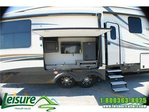 2017 Jayco North Point 311RKTS fifth Wheel Windsor Region Ontario image 5