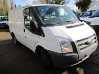 2013 Ford Transit 2.2TDC NO VAT T 280 SWB 100000 miles GUARANTEED DRIVE AWAY