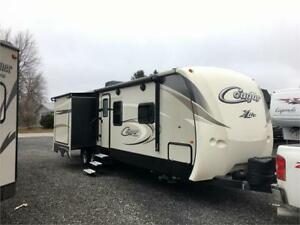 KEYSTONE COUGAR XLITE 33MLS - BRAND NEW, 3 SLIDES, FULLY LOADED!