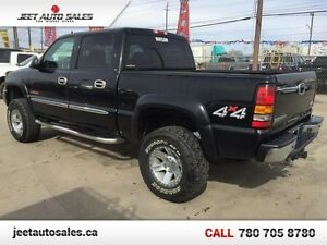 2006 GMC Sierra 1500 SLT 4x4 Crew Cab V-MAX Lifted Loaded !! Edmonton Edmonton Area image 3