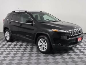 2017 Jeep Cherokee NORTH, REMOTE START, 4X4, TOUCHSREEN!