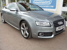 Audi A5 2.0TDI ( 168bhp ) 2010 S Line Special Edition F/S/H Inc cambelt