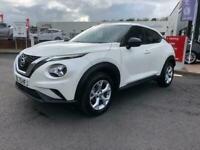 2020 Nissan Juke DIG-T N-CONNECTA Hatchback Petrol Manual