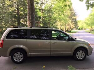 2008 Grand Caravan SE Stow N Go - great shape!