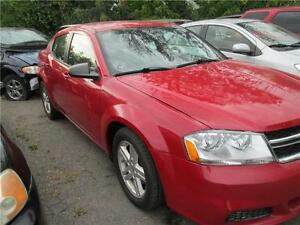 dodge avenger sxt 2013 32000km auto,full load warranty