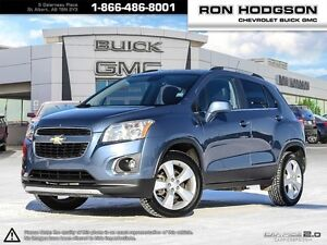 2013 Chevrolet Trax LTZ AWD one owner