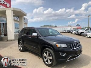 2016 Jeep Grand Cherokee Limited 4WD- Luxury! MUST SEE!!