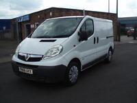 Vauxhall Vivaro 1.9 cdti Van **sold**