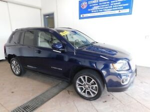 2015 Jeep Compass Limited LEATHER NAVI