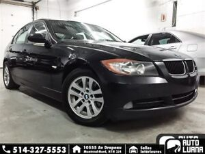 2008 BMW 3 Series 323i MAGS/CUIRE/BLUETOOTH/SUPER PROPRE!