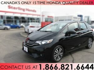 2017 Honda Fit EX | 1 OWNER | NO ACCIDENTS