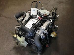 JDM 1JZGTE VVTI 2.5L SUPRA CHASER SOARER MOTOR & AT TRANSMISSION