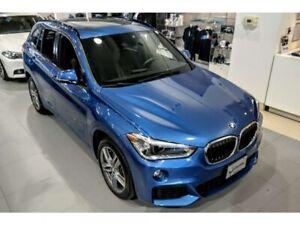 2017 BMW X1 xDrive-M Sport Package- Head Up Display-
