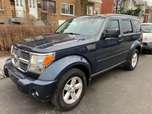 Dodge Nitro 2008,4x4, SUV, CAMERA,GPS