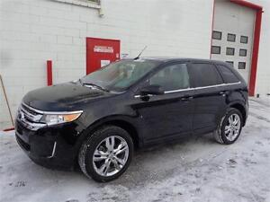 2013 Ford Edge Limited ~ 78,000kms ~ Fully loaded! ~ $22,800