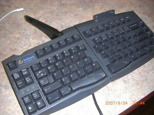 KEYBOARD ERGONOMIC BY GOLDTOUCH ADJUSTABLE KEYBOARD