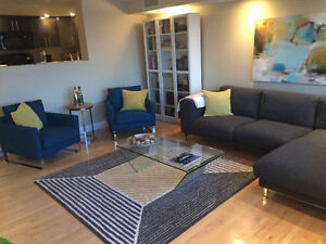 BEAUTIFUL ONE BED + DEN AVAILABLE FOR SUBLET