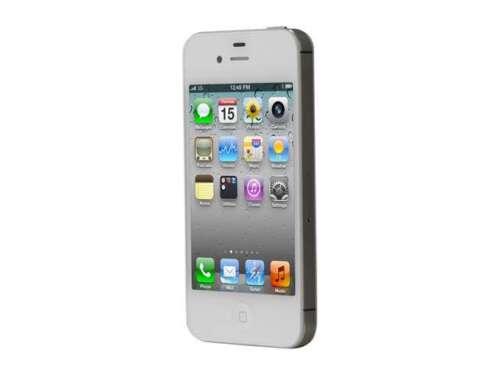apple iphone 4s 8gb mf264e/a 8... Image 2
