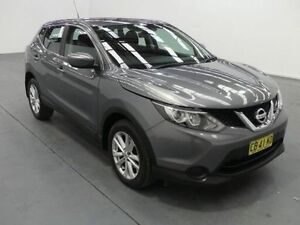 2014 Nissan Qashqai J11 ST (4x2) Grey Continuous Variable Wagon Fyshwick South Canberra Preview
