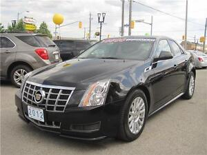 2012 Cadillac CTS Sedan | AWD | LEATHER| GORGEOUS |