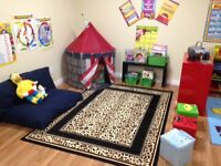Registered Family Day Home in Upper Windermere SW