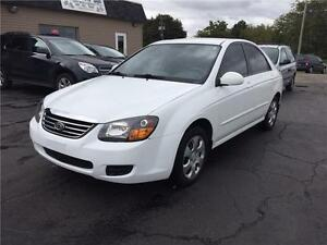2009 Kia Spectra LX CLEAN ONLY