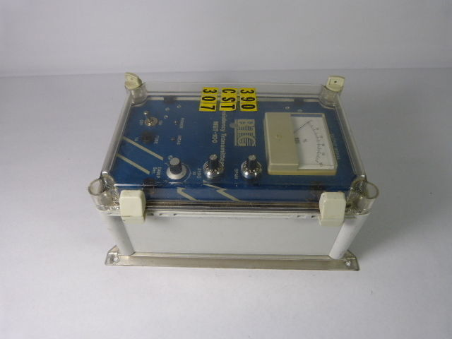 BTG MBT-100 Consistency Transmitter  USED