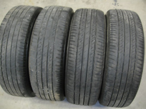 SET OF 4 175/65R15 ALL SEASON,$40 FOR ALL 4
