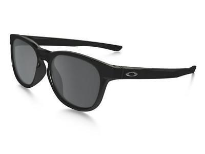 Oakley Men's Sunglasses Stringer Polished Black / Black Iridium OO9315-03