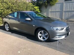 2018 Holden Commodore ZB MY18 LT Liftback Cosmic Grey 9 Speed Sports Automatic Liftback Devonport Devonport Area Preview