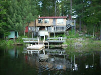 HOT TUB sleeps8 Private FirePit 2hrs fromTO Bass & Trout Fishin