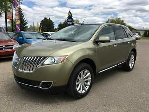 2013 Lincoln MKX AWD FULLY LOADED