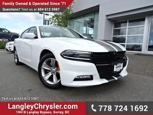 2016 Dodge Charger SXT ACCIDENT FREE w/ SUNROOF, BLUETOOTH &...