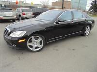 2008 MERCEDES BENZ S550 4MATIC  **NIGHT VISION**