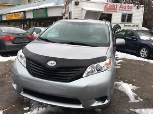 2012 Toyota Sienna Safety And E Test Included The Price