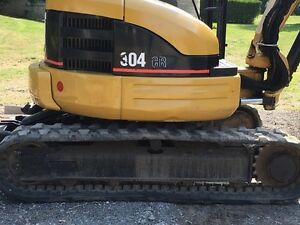 CAT EXCAVATOR 304CR London Ontario image 3