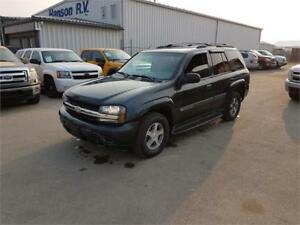2004 Chevrolet TrailBlazer LS 4WD *4 NEW TIRES, WINTER READY!*