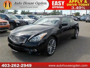 2012 Infiniti G37X S Coupe Sport NAVIGATION BACKUP CAMERA AWD