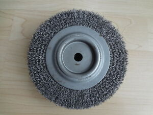Bench Grinder Brush 6""