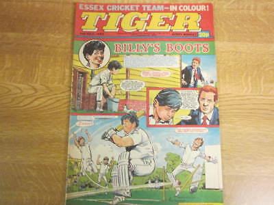July 2nd 1983, TIGER, Mark Benson, Trevor Thomson, Julian Lund, Darren Jowett.