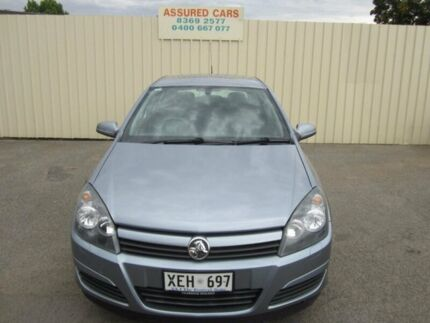 2005 Holden Astra AH CDX Charcoal Grey 5 Speed Manual Hatchback Windsor Gardens Port Adelaide Area Preview