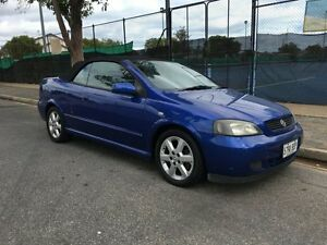2002 Holden Astra TS 4 Speed Automatic Convertible Somerton Park Holdfast Bay Preview