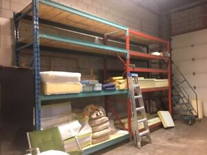 Industrial Warehouse Racking