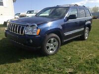 2005 Jeep Grand Cherokee Limited, HEMI MDS, trailer package