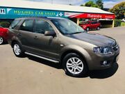 2011 Ford Territory SY Mkii TS Limited Edition (RWD) Brown 4 Speed Auto Seq Sportshift Wagon South Toowoomba Toowoomba City Preview